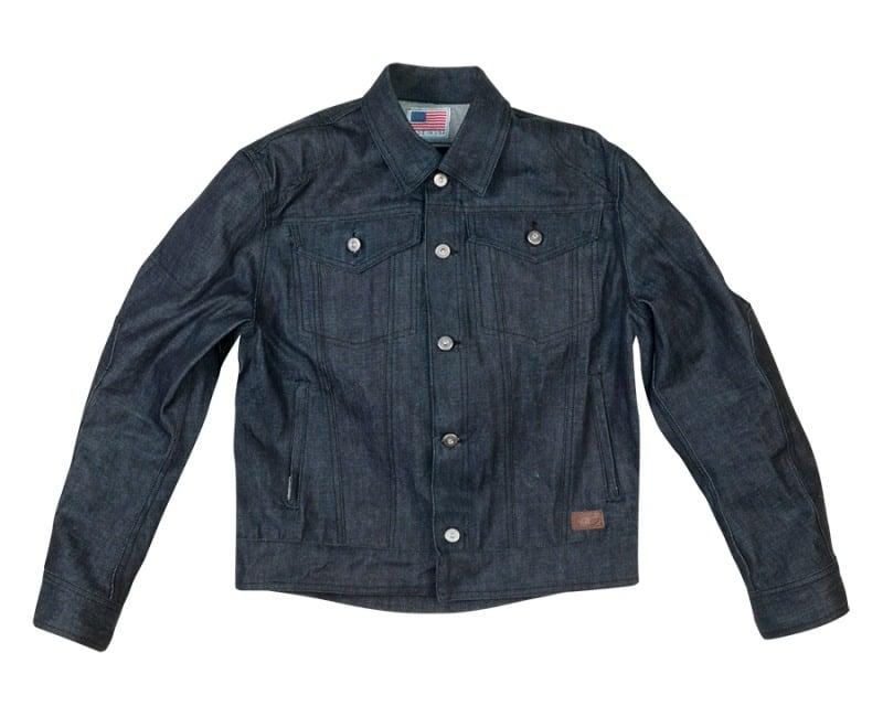 Fubar Denim Motorcycle Jacket by Roland Sands Design
