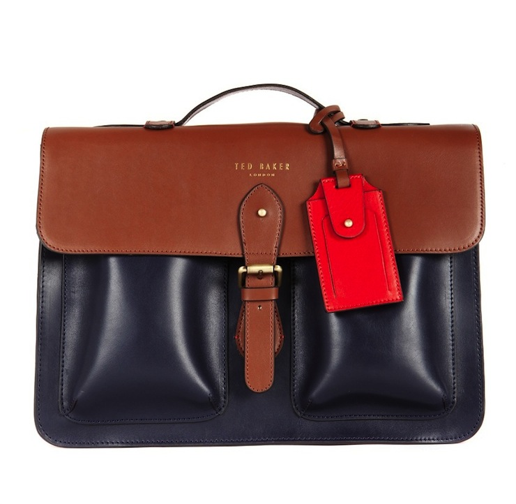 e23d7e297bd03b Harlemm Briefcase by Ted Baker