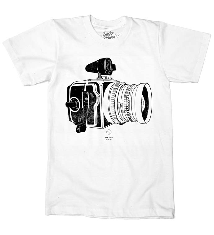 Hasselblad SWC Tee by Dodge & Burn
