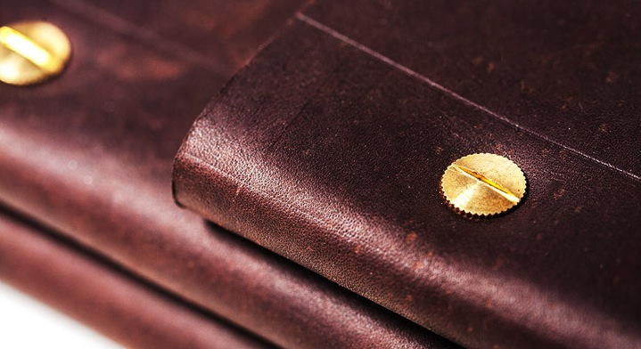 Havana Leather Notebook Havana Leather Notebook