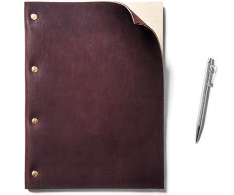 Havana Leather Notebooks Havana Leather Notebook