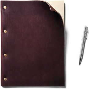 Havana Leather Notebooks1 - Havana Leather Notebook