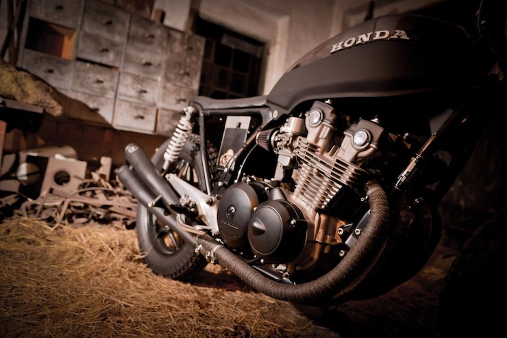 Honda CB750 by 7Seven Customs 1 Honda CB750 by 7Seven Customs