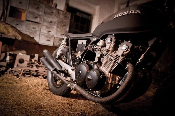 Honda CB750 by 7Seven Customs 1