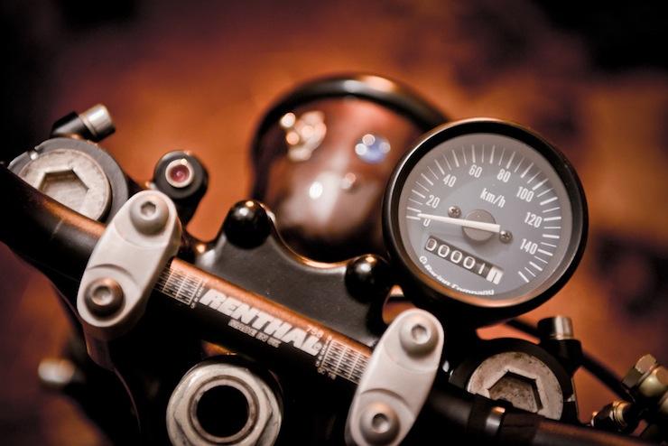 Honda CB750 by 7Seven Customs 2