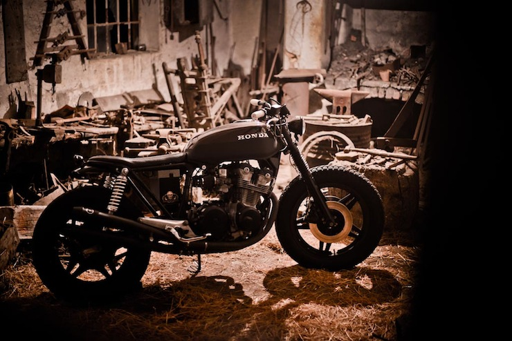 Honda CB750 by 7Seven Customs 4 Honda CB750 by 7Seven Customs