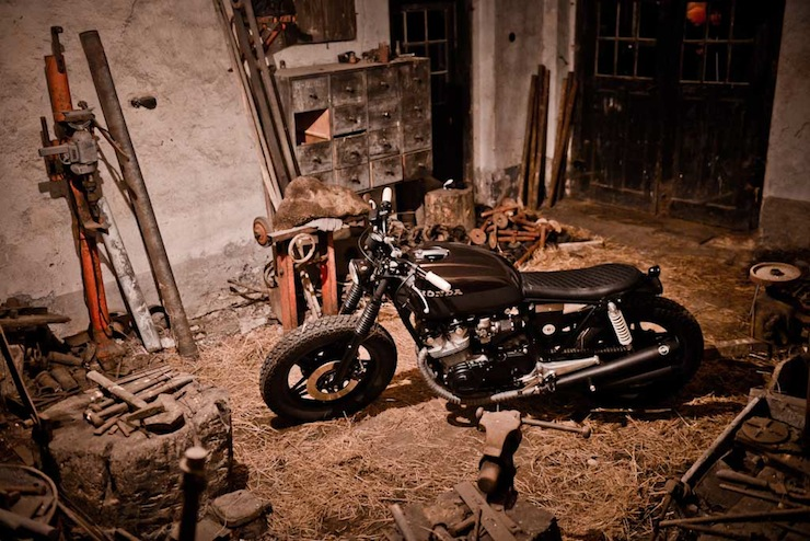 Honda CB750 by 7Seven Customs 5 Honda CB750 by 7Seven Customs