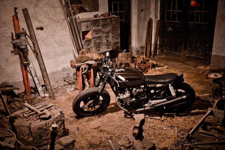 Honda CB750 by 7Seven Customs 5