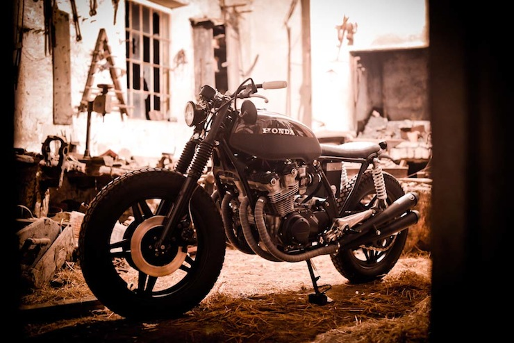 Honda CB750 by 7Seven Customs 6 Honda CB750 by 7Seven Customs