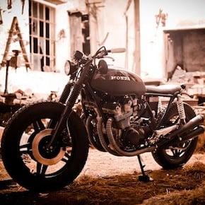 Honda CB750 by 7Seven Customs 61