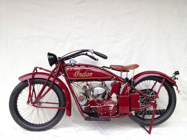 Indian Scout V-Twin