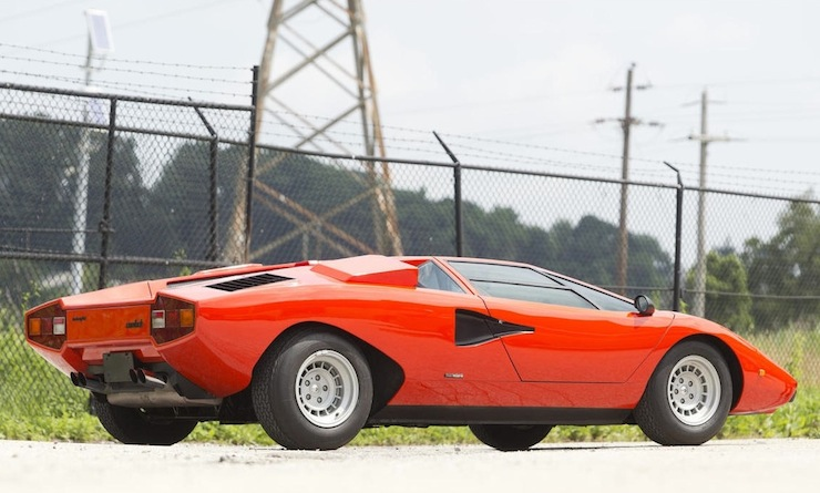 Lamborghini Countach LP400 'Periscopica'  2