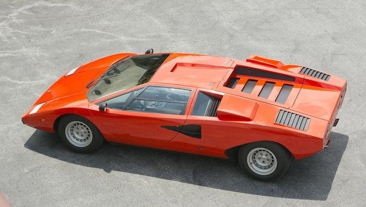 Lamborghini Countach LP400 'Periscopica'  5