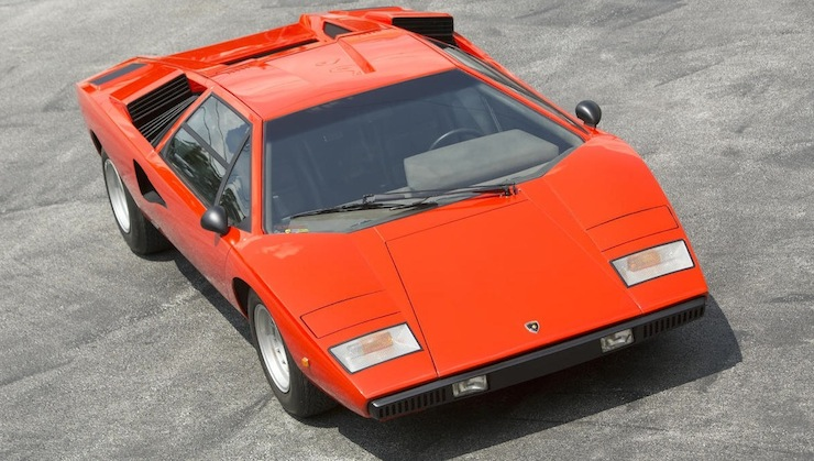 Lamborghini Countach LP400 'Periscopica'  6