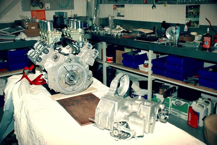 Laverda V6 Cor III