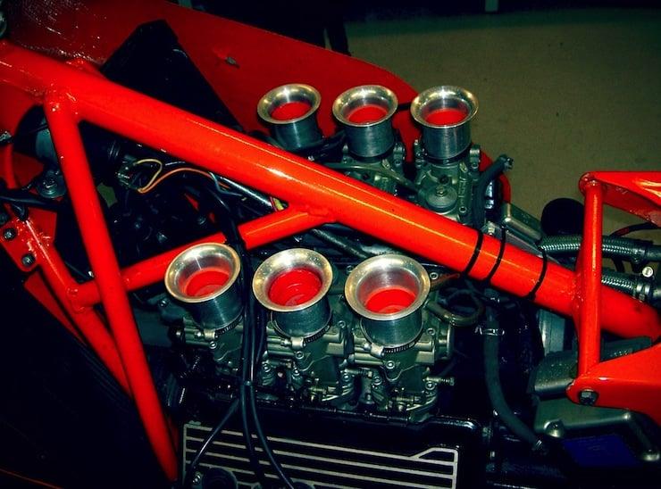 Laverda V6 Cor