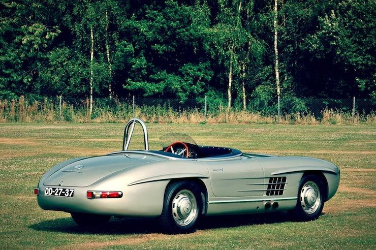 1957 Mercedes Benz 300 SLS Racing