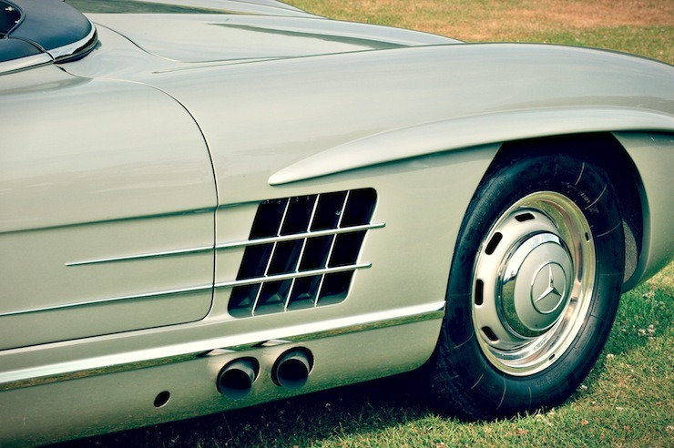 Mercedes-Benz 300 SLS Racing 4