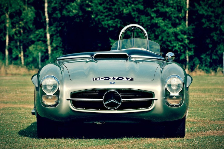 Mercedes-Benz 300 SLS Racing 5
