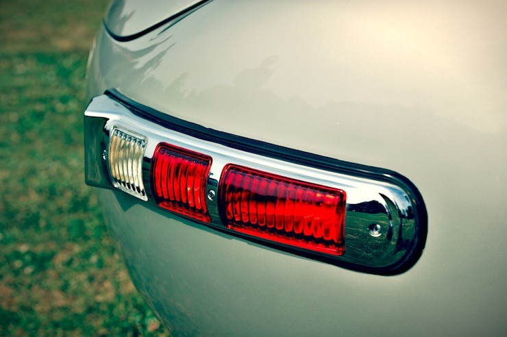 Mercedes-Benz 300 SLS Racing tail light