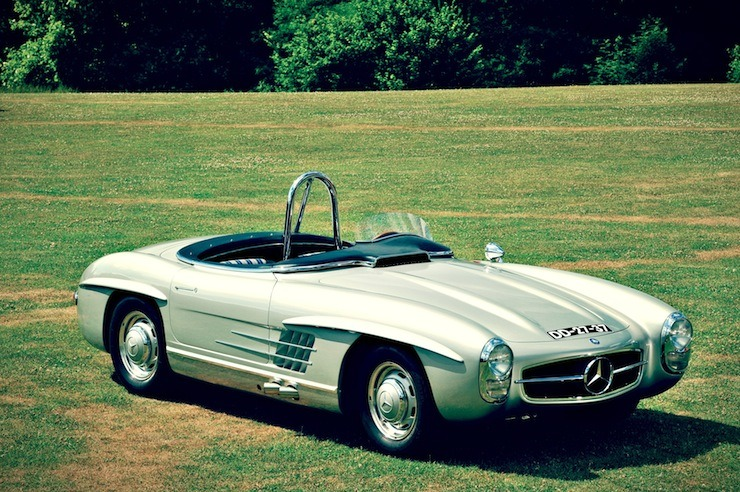 Mercedes-Benz 300 SLS Racing