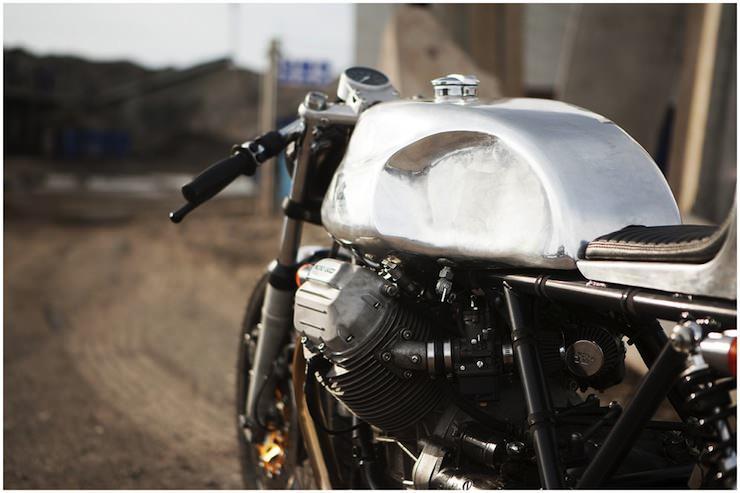 Moto Guzzi 850 T3 4