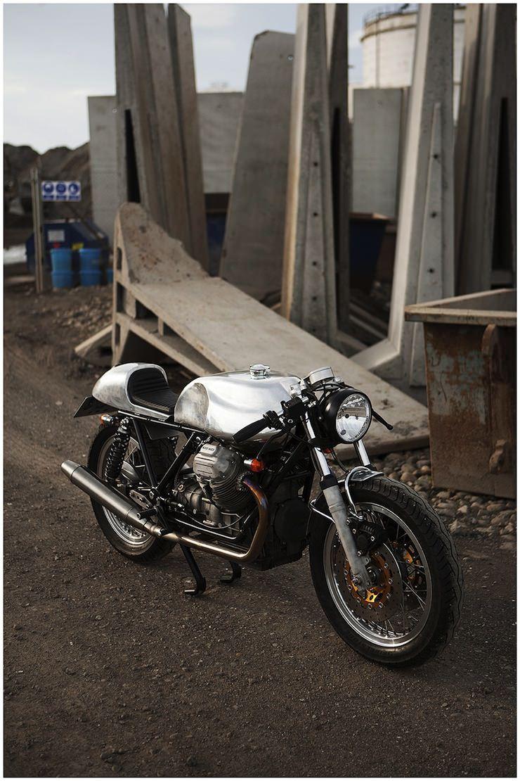 Moto Guzzi 850 T3 6