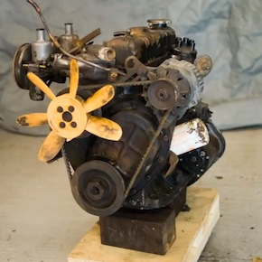 Rebuilding A Triumph Spitfire Engine - Rebuilding A Triumph Spitfire Engine