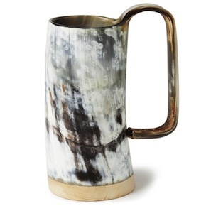 Sir Jacks Ox Horn Mug 2 - Sir Jack's Ox Horn Mug