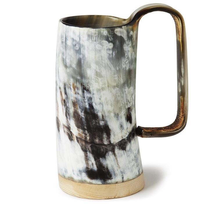 Sir Jack's Ox Horn Mug