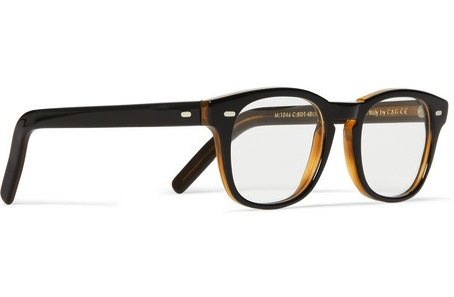Two-Tone Glasses by Cutler and Gross 1