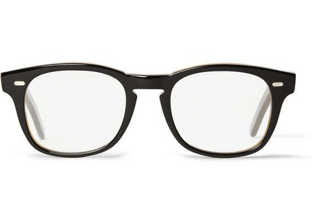 Two-Tone Glasses by Cutler and Gross