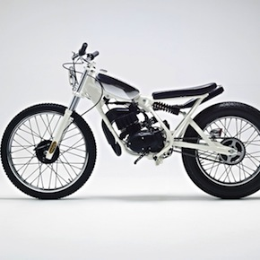 Yamaha DT50MX 11 - Yamaha DT50 MX by Håkan Persson