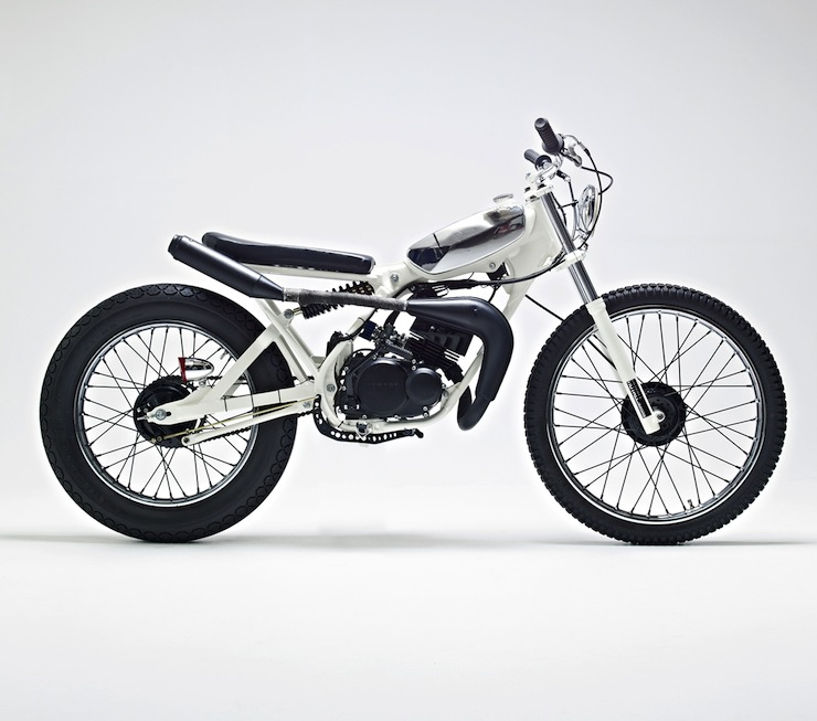 Yamaha DT50MX Yamaha DT50 MX by Håkan Persson