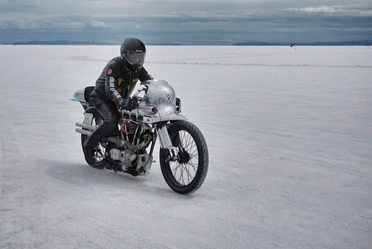 brough superior bonneville salt flats 8