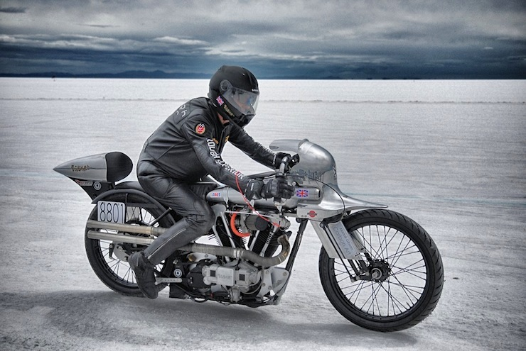 brough superior bonneville salt flats 9