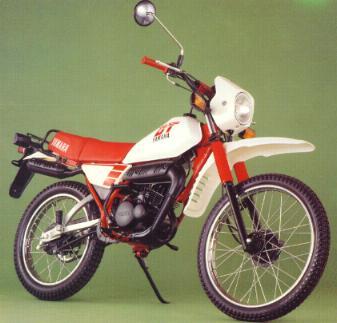 dt50mx Yamaha DT50 MX by Håkan Persson