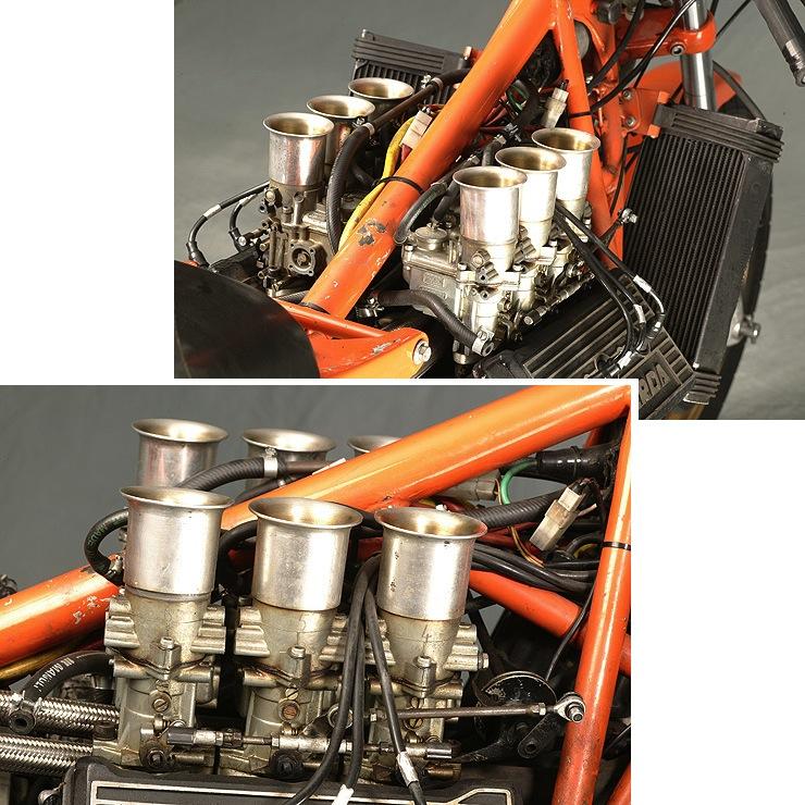 laverda v6 2 The Laverda V6