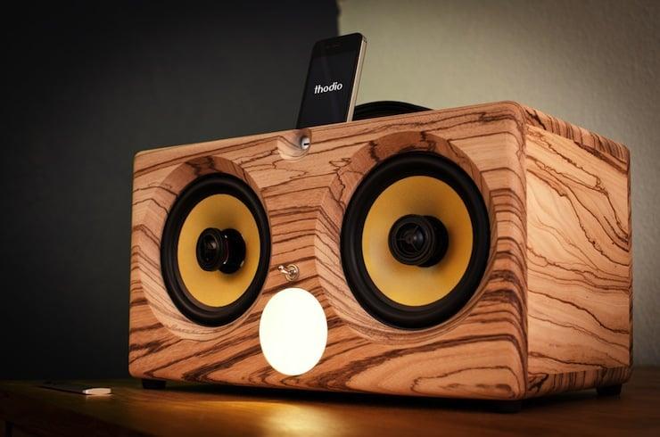 Mini Wireleb Speakers For Iphone