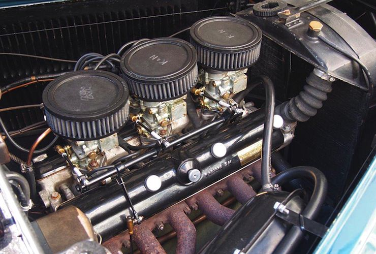 1953 Bristol 403 engine