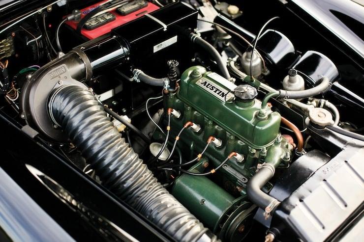 1963 Austin-Healey Sprite Engine