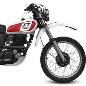 1977 Yamaha XT5001 - 1977 Yamaha XT500