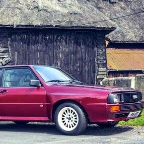 1985 Audi Quattro Sport SWB Coupé1 - 1985 Audi Quattro Sport SWB Coupé