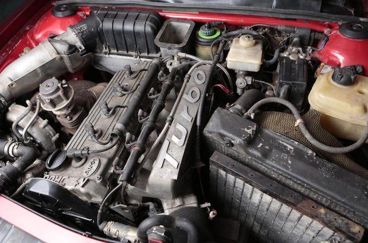 Audi Quattro Sport Coupé