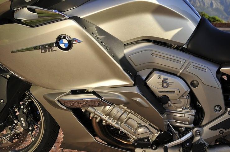 BMW K 1600 GTL 2