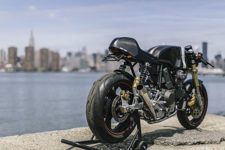Carbon Ducati Carbon Ducati Leggero by Walt Siegl