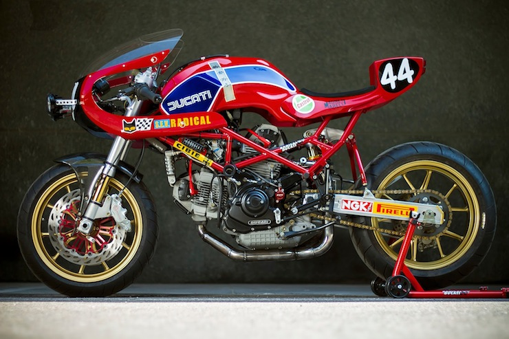 Custom Ducati Monster by Radical Ducati 1