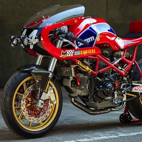 Custom Ducati Monster by Radical Ducati 21 - Custom Ducati Monster by Radical Ducati