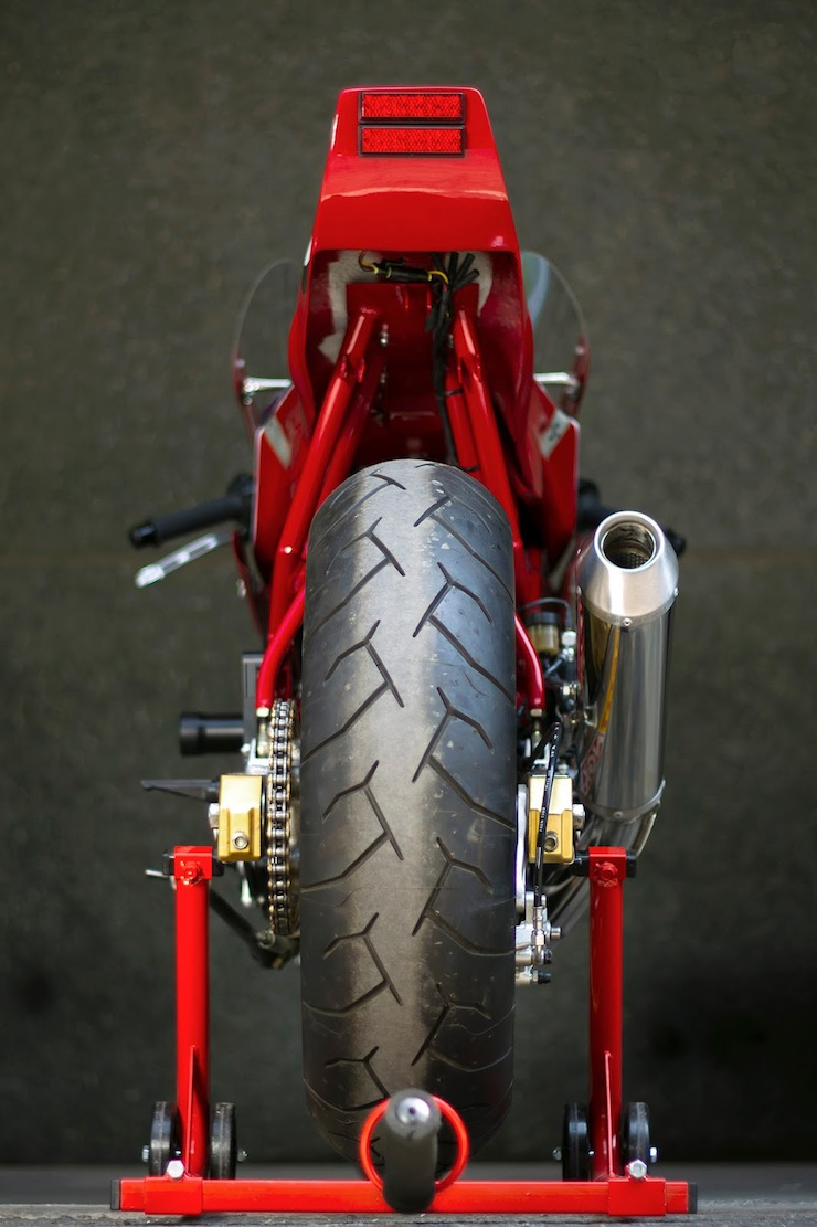 Custom Ducati Monster by Radical Ducati 5