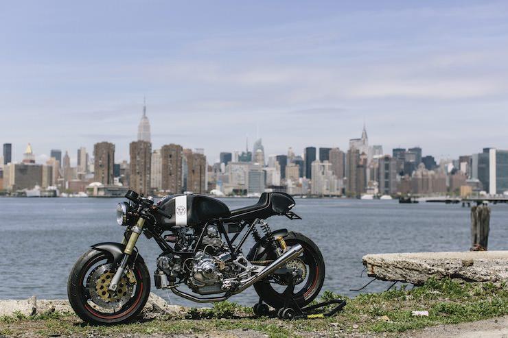 Ducati Custom Carbon Ducati Leggero by Walt Siegl